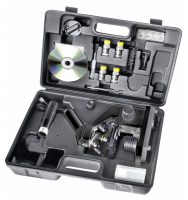 National Geographic Mikroskop Set 40x-1024x USB (včetně pouzdra)