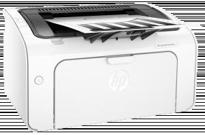 HP LaserJet Pro M12a Černobílá laserová tiskárna