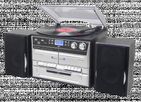 Soundmaster MCD5500SW HiFi-Systém, černá