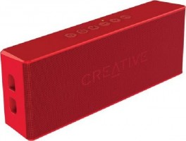 CREATIVE repro MUVO 2 RED (bluetooth červené)