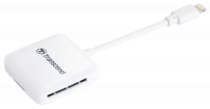 Transcend OTG Card Reader RDA2W SDHC/XC microSDHC/XC UHS I