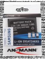 Ansmann Li-Ion Aku 2600 mAh pro Samsung Galaxy S4 / GT-I9500