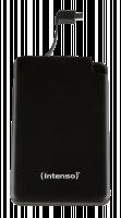Intenso Powerbank Slim iDual S5000 5000 mAh black