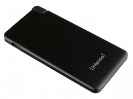Intenso Powerbank Slim iDual S5000 5000 mAh black