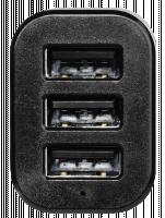 Hama USB nabíječka do auta 4,4A