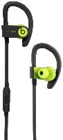 Beats Powerbeats 3 Wireless Sluchátka, černá/žlutá