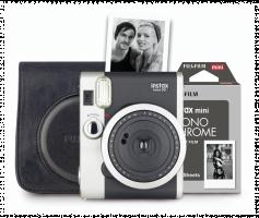 Fujifilm Instax Mini 90 Retro Set, černá