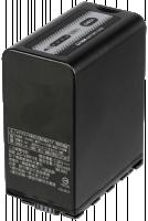 Panasonic AG-VBR118GC Li-Ion 11800 mAh for HC-X1
