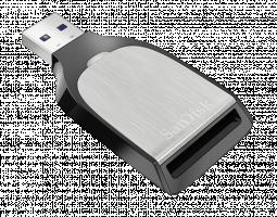 SanDisk USB Type-A Reader for SD UHS-I & UHS-II Čtečka paměťových karet