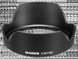 Kaiser sluneční clona CW73C jako Canon EW-73C