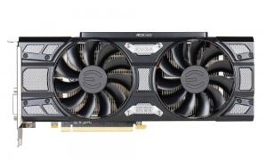 EVGA GeForce GTX 1070 SC GAMING ACX 3.0 Black Edition / PCI-E / 8192MB GDDR5 / HDMI / 3x DP / DVI / VR Ready