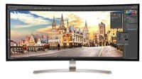 "LG MT IPS LCD LED 37,5"" 38UC99 IPS panel, 3840x1600, 300cd, 2xHDMI, DP, USB, repro, vyskove nast., zakriveny panel"