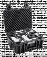 B&W Copter Case Type 3000/B černá s Yuneec Breeze Inlay