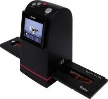 "ROLLEI skener DF-S 190 SE/ Negativy/ 9Mpx/ 3600dpi/ 2,4"" LCD/ SDHC/ USB"