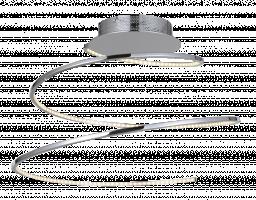 WOFI LED Ceiling Light VELA 1xLED 22W integrated 1600 lm