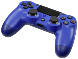 Sony Playstation PS4 Controller Dual Shock wireless modrá V2