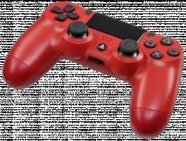 Sony Playstation PS4 Controller Dual Shock wireless červená V2