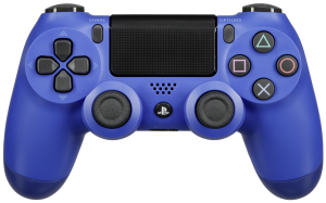 Sony Playstation PS4 Controller Dual Shock wireless modrá V2