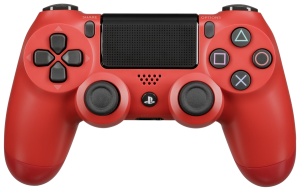 Sony Playstation PS4 Controller Dual Shock wireless červená V2