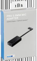 GoPro Pro 3,5 mm Mic. Adaptér pro GoPro Hero 5 AAMIC-001