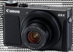 Canon PowerShot G9X Mark II černá
