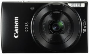 Canon IXUS 190 černá