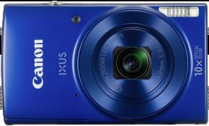 Canon IXUS 190 modrá barva
