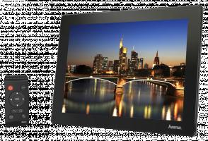 Hama 121SLB Slim Basic Acryl 30,73cm (12,1 ) Vesa , digitální fotorámeček