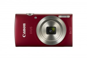 Canon IXUS 185 red Essential sada