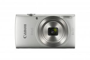 Canon IXUS 185 stříbrná barva Essential sada