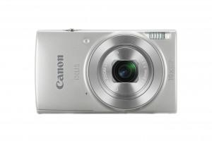 Canon IXUS 190 stříbrná barva Essential sada