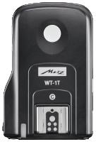 Metz WT-1 Transceiver Sony wireless Trigger, Nasada na přídavný blesk