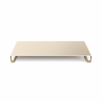 Satechi Slim Aluminum Monitor stojan Gold