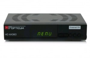 Opticum AX 360 Freenet