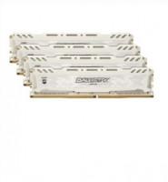 Ballistix Sport LT 16GB sada DDR4 4GBx4 2666 DIMM 288pin white