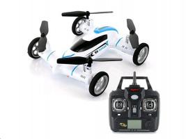 SYMA X9S Létající auto, bílá