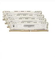 Ballistix Sport LT 64GB sada DDR4 16GBx4 2666 DIMM 288pin white