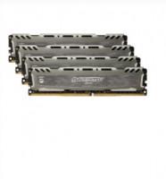 Ballistix Sport LT 64GB sada DDR4 16GBx4 2400 DIMM 288pin grey