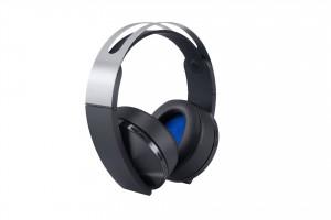 Sony PS4 Platinum Bezdrátová sluchátka