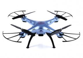 SYMA X5HC - HD kamera - Aretace letové hladiny - SYMA RC_44595 (X5HC BLUE)