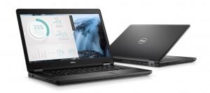 """DELL Latitude 5480/i5-7300U/8GB/500GB/Intel HD 620/14.0"""" FHD/Win 10 Pro 64bit/Černá"""
