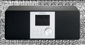Lenco DIR-200 Rádio, černá
