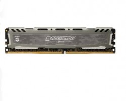 Ballistix Sport LT 4GB DDR4 2400 MT/s DIMM 288pin grey