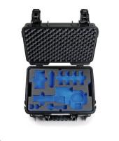 B&W Osmo Case 3000/B černá s DJI Osmo X3 / Plus / Zoom In