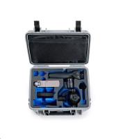 B&W Osmo Case 1000/G šedá barva s DJI Osmo X3 / Plus / Zoom In