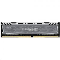 Ballistix Sport LT 8GB DDR4 2400 MT/s DIMM 288pin grey