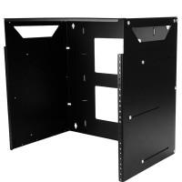 Startech 8U Wall-Mount Rack s Shelf