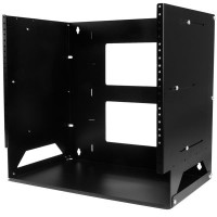Startech 8U Wall-Mount Rack s Shelf