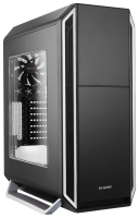 be quiet! SILENT BASE 800 Silver Window