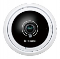 D-Link Vigilance Full HD Panoramic PoE Camera, 3 Megapixel CMOS sensor